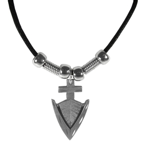 Siskiyou PT62S Earth Spirit Necklace - Arrowhead
