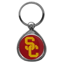 Siskiyou Buckle SCK53C USC Trojans Chrome Key Chain