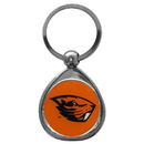 Siskiyou Buckle SCK72C Oregon St. Beavers Chrome Key Chain