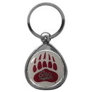 Siskiyou Buckle SCK75C Montana Grizzlies Chrome Key Chain