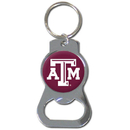 Siskiyou Buckle SCKB26 Texas A & M Aggies Bottle Opener Key Chain