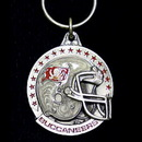 Siskiyou Buckle SFK030 NFL Team Helmet Key Ring - Tampa Bay Buccaneers
