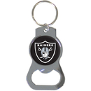 Siskiyou Buckle SFKB125 Oakland Raiders Bottle Opener Key Chain