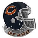Siskiyou Buckle SFP005 Chicago Bears Team Pin