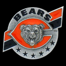 Siskiyou Buckle SFP006 Chicago Bears Team Pin