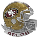 Siskiyou Buckle SFP075 San Francisco 49ers Team Pin