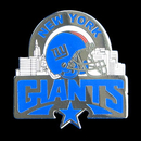 Siskiyou Buckle SFP090C New York Giants Glossy Team Pin