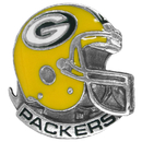 Siskiyou Buckle SFP115 Green Bay Packers Team Pin
