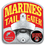 Siskiyou STH19TZ Marines Tailgater Hitch Cover