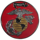 Siskiyou Buckle STH19 Marines Hitch Cover