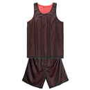 TOPTIE Reversible Basketball Uniforms, Mesh Basketball Jersey and Shorts, Wholesale