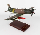 Toys and Models AA1T A1H Skyraider USAF, 1/40 scale model