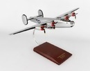 Toys and Models AB24ST B-24J Liberator (Silver), 1/72 scale model