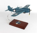 Toys and Models AF4FF F-4F Wildcat as flown by Joe Foss, 1/28 scale model
