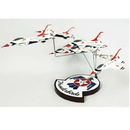 Toys and Models CF016TF F-16 Thunderbirds in Formation, 1/72 scale model