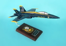 Toys and Models CF018BATS F/A-18A Hornet Blue Angels, 1/38 scale model