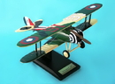 Toys and Models FFN28TE Nieuport 28 Fighter, 1/20 scale model