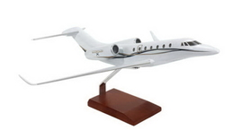Toys and Models KCC10 Cessna Citation X  House Scheme, 1/40 scale model