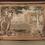 Tapestries 4169 Fountains Verdure - 58 X 59