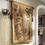 Tapestries 6584 Handwoven Column Milieu - 82 X 99