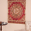Tapestries LT1056 Grand Baroque Red - 43 X 59