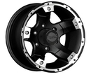Black Rock BRW900B586037 900 Viper, 15x8 with 6 on 5.5 Bolt Pattern - Matte Black