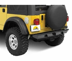 Bestop BST42903-01 HighRock 4x4 Rear Bumper