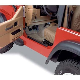 Bestop BST51049-01 HighRock 4X4 Entry Guard Set