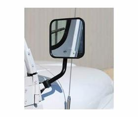 Bestop BST51263-01 HighRock 4x4 Replacement Mirrors in Black