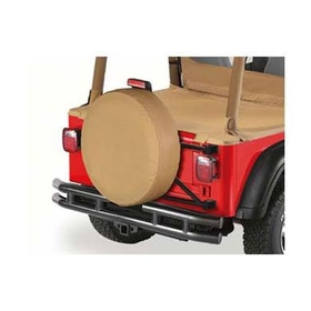 Bestop BST61028-37 28 inch Spare Tire Cover in Spice