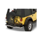 Bestop BST61960-01 HighRock 4x4 Oversize Tire Carrier in Black
