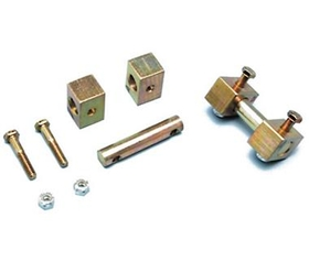 Currie Enterprises CURCE-9162 Front Bar Pin Eliminator Kit