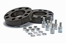 Daystar Products DAYKC09107BK ComfortRide Suspension Strut Spacer Kit