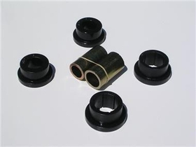 Daystar Products DAYKF07023BK Daystar Track Arm Bushing