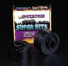 Daystar Products DAYKF09102BK ComfortRide Suspension Coil Spring Spacer Kit