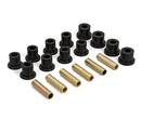 Daystar Products DAYKJ02006BK Rear Frame Shackle Bushings