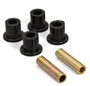 Daystar Products DAYKJ02011BK Front or Rear Frame Shackle Bushings