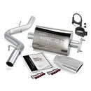 Gale Banks Engineering GBE51313 Single Monster Exhaust System