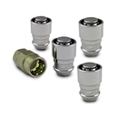 Gorilla Automotive Lug Nuts GOR61681 Internal Spline Wheel Locks