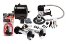 Kleinn Automotive K-AHK1 Complete dual air horn package with 120 psi sealed air system
