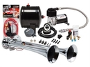 Kleinn Automotive K-AHK2 Complete dual truck air horn package with 120 psi sealed air system