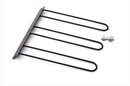 Lund International LII601009 Bike Carrier Hoops for Lund Hitch Mounted Cargo Carrier