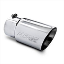 MBRP Exhaust MBRT5074 Dual Walled Angled Exhaust Tip