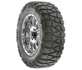 Nitto Tires NIT200-690 33x12.50R-18LT, Mud Grappler Tire