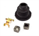 Omix-Ada OAI18018-02 Lower Steering Shaft Boot Kit