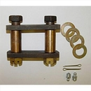 Omix-Ada OAI18270-16 Heavy-Duty Greasable Shackle Kit