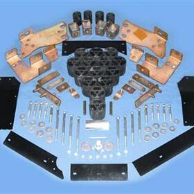 Performance Accessories PER10113 Body Lift Kit