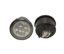 Recon Lights REC264134CL LED Front Turn Grill Signal Lens