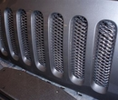 Rampage Products RPP86515 One-Piece 3-D Grille
