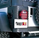 Rugged Ridge RUG11226-01 Tail Light Euroguards